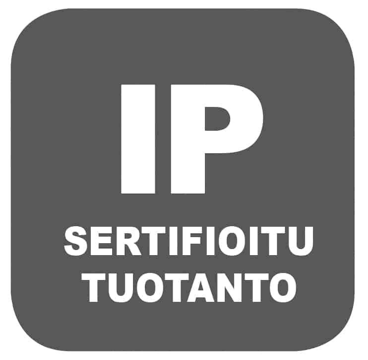 IP sertifoitu tuotanto